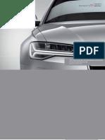 Audi A6 Saloon and Avant (UK)