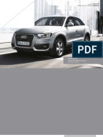Audi Q3 (UK)