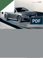 Audi TT (UK)