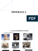 Minerale 1
