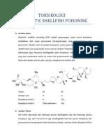 TOKSIN DSP (Diarrhetic Shellfish Poisoning)