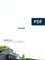 Catalog Commax 2012 2013
