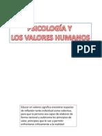 Psicología y los valores hum..pptx