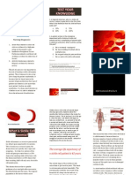 sickle cell brochure