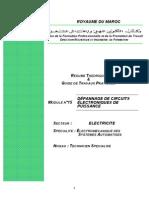 M15_Dépannage de Circuits Électroniques de Puissance GE-ESA