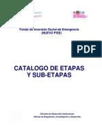 Guía de Costos Nº6 (19ABR2013) - Catálogo de Etapas y Sub-etapas.pdf