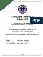 SÍLABO INVESTIGACIÓN DE OPERACIONES.docx