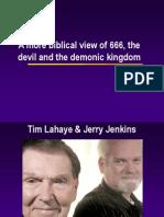 666 the devil  demonic kingdom