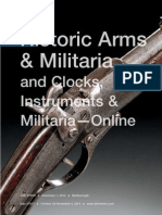 Historic Arms & Militaria | Skinner Auction 2760M