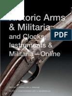 Historic Arms & Militaria | Skinner Auction 2760M