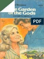 The Garden of the Gods - Elizabeth Ashton
