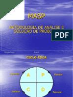 MASP Metodologia de analise e solução de problema.ppt