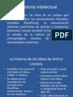 historia intelectual siglo XX.pptx