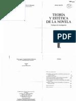 Bajtin Mijail - Teoria y estetica de la novela.pdf