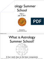 Astrology Summer School Class 1.pdf