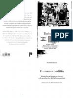 Norbert Elías - Humana conditio (1era parte).pdf