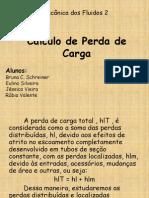 Cálculo de Perda de Carga.pptx