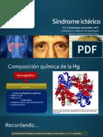 Síndrome ictérico...FISOPATOLOGÍA.pptx