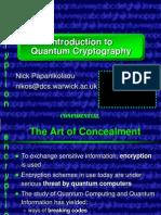 Quantum Crypto 2004