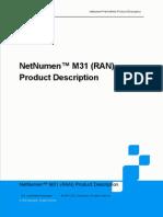 ZTE GU NetNumen M31(RAN) Product Description