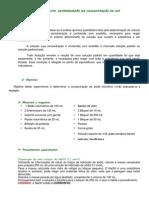 Experimento n 9- Determinação da concentração de ácido clorídrico.docx