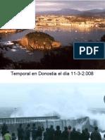 TEMPORAL EN DONOSTIA 110308