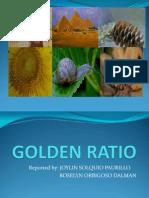 Golden Ratio Report