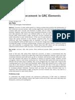 9 FRP Reinforcement in GRC Elements.pdf