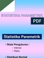 Statistika Parametrik