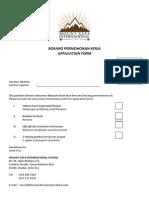 mount safa islamic international school resume form