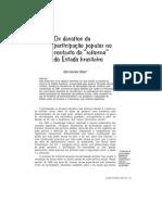 Desafios da Participação Popular no contexto da reforma do estado brasileiro.pdf