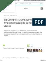 DBDesigner- Modelagem e Implementação de banco de dados.pdf