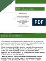 stt455_Actuarial Models.pdf