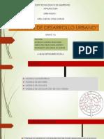 Presentación 3-Modelos de Desarrollo Urbano.pptx
