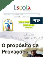 O PROPÓSITO DAS PROVAÇÕES 21.09.14.pptx