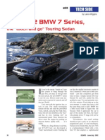 The 2002 Bmw 7 Series