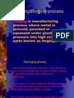 Forgingforging Process