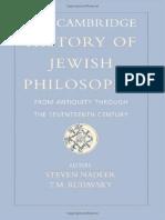 The Cambridge History of Jewish Philosophy Vol 1.pdf