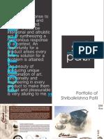 Portfolio of Shri Patil