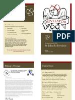 St. John's Bulletin October 2014