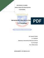 ensayo de herramientas web.pdf