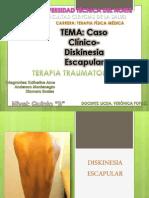 Exposicion Diskinesia Escapular.pptx