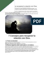 7 Consejos para recuperar tu relación con Dios.docx