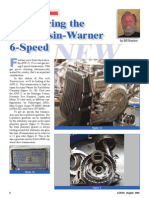 Introducing the New Aisin-Warner 6-Speed