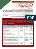 2014 Festival Info v2