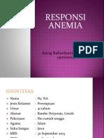 Responsi Anemia