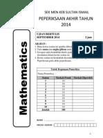 Matematik-PT3 t2