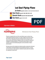 Seal Plans as Per API 682