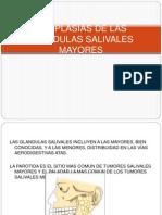 NEOPLASIAS DE LAS GLANDULAS SALIVALES MAYORES.pptx