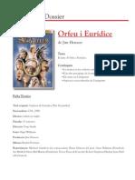 Dossier - Orfeu